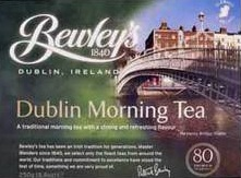 Bewleys-Dublin-Morning-Tea